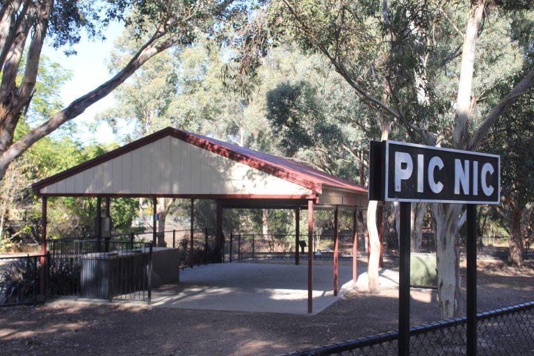 BHMSRS PIC NIC picnic area